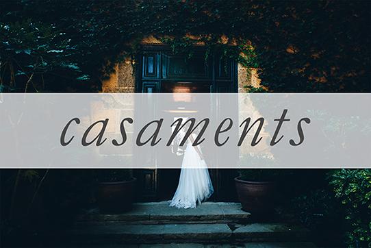 Serveis - Casaments