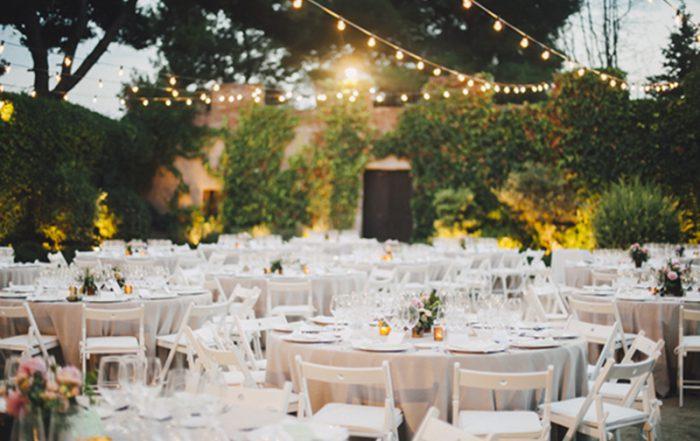 Una boda en la Torre dels Lleons