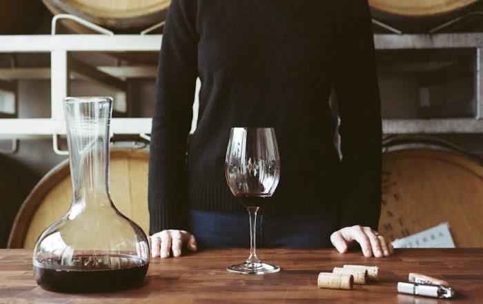 Una copa de vino con Sibaris