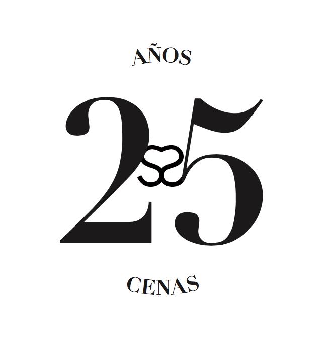 25 años 25 cenas